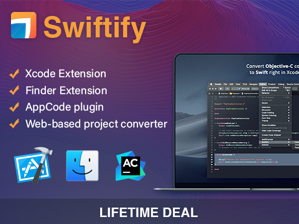 Swiftify Objective-C to Swift Converter