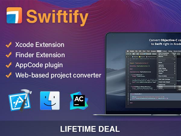 Swiftify Objective-C to Swift Converter