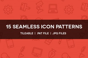 15-seamless-icon-patterns-promo