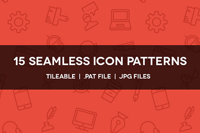 15-seamless-icon-patterns-promo