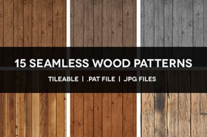 15-seamless-wood-patterns-promo