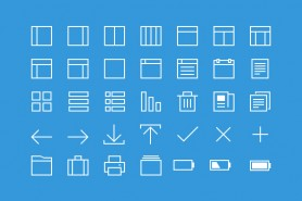 Free website icons for commercial use.