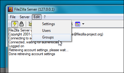 file zilla server image