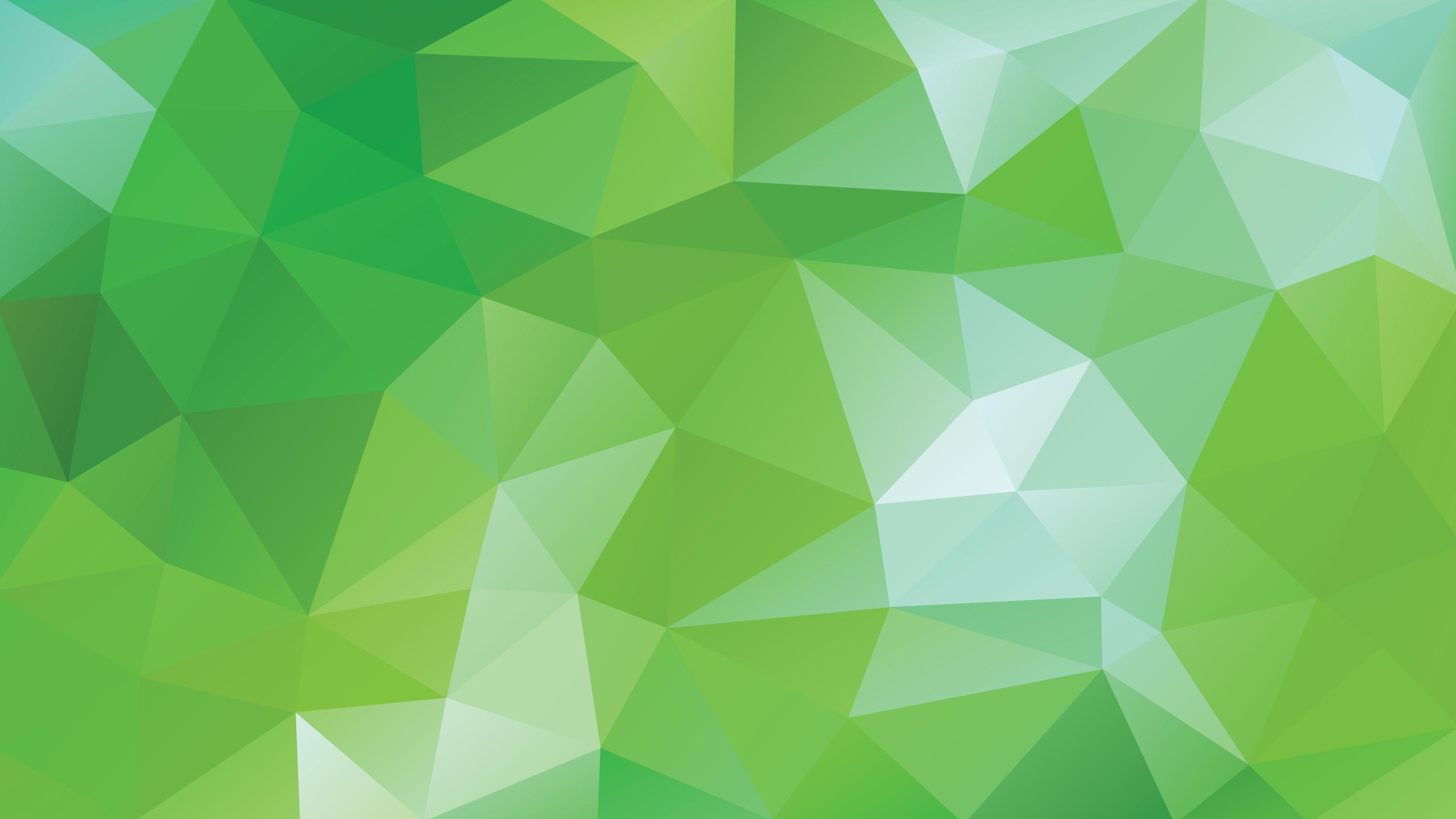 Tessellation Patterns green