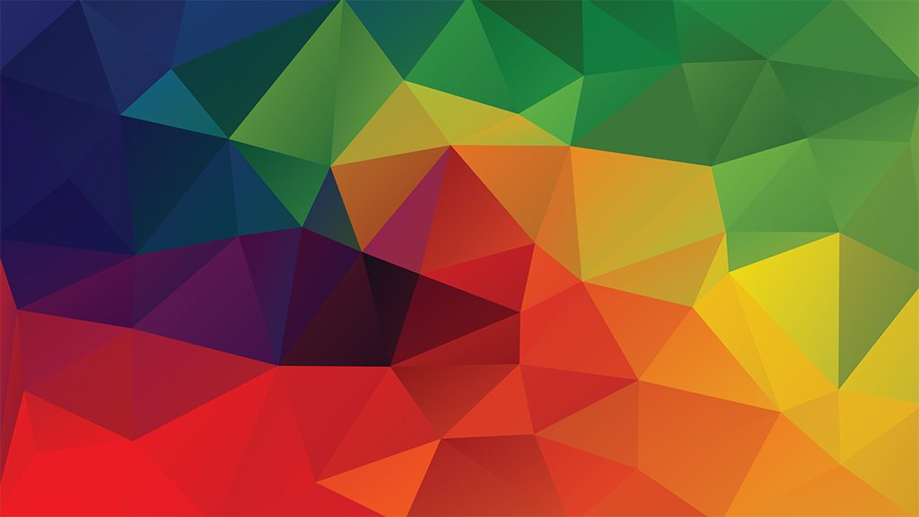 Tessellation patterns vector backgrounds for designers - Geometric wallpaper colorful ...