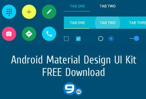 App ui design kit free material design for your android app android app ui design kit free material design for your app maxwellsz