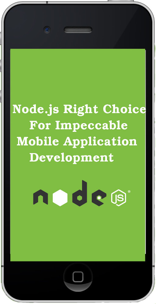developing mobile apps with node js