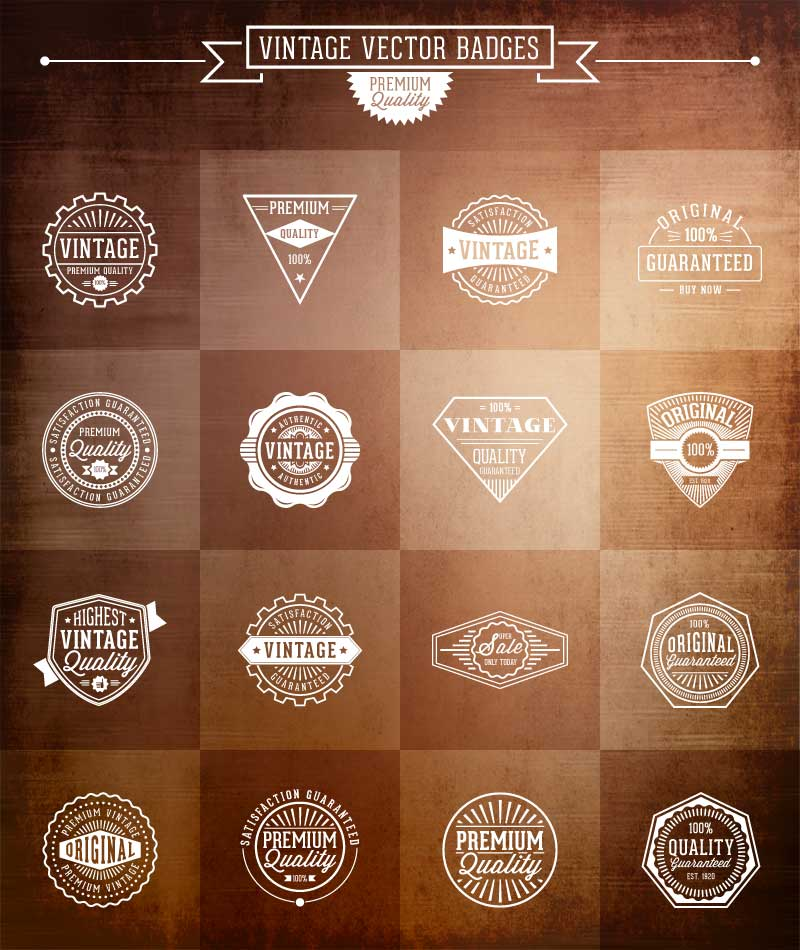 vintage-vector-badges-preview