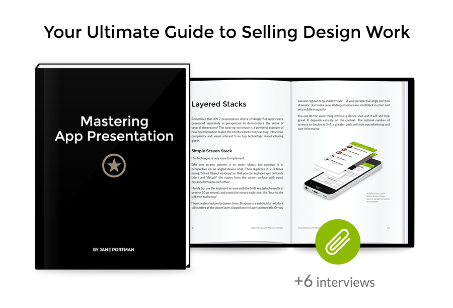Ultimate ebook to selling design work image