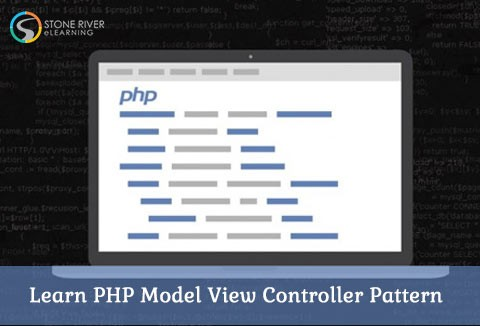 how to create view in php