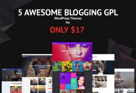 GPL WordPress Themes