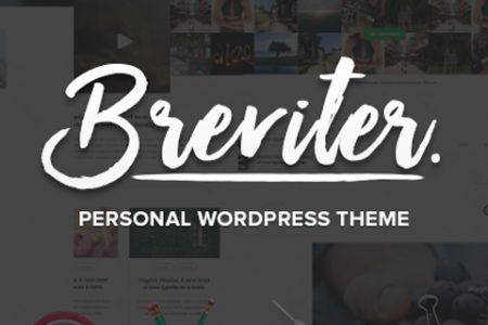 Free Handcrafted WordPress Theme