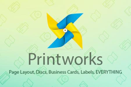 Desktop Publishing App