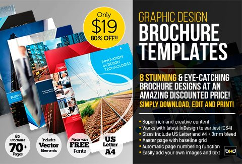 8 Of The Best Corporate Brochure Templates Dealfuel