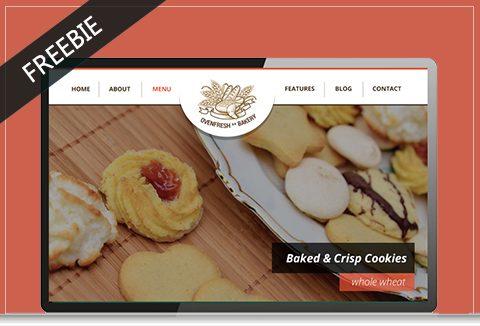 bakery template