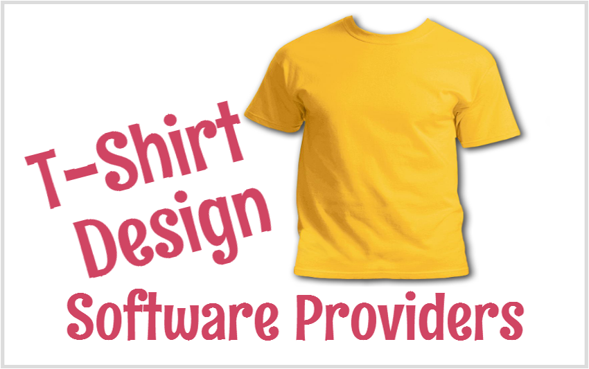 Tshirt Design Software