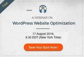 Free Webinar: WordPress Website Optimization Tips & Tricks