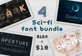 fonts bundle for commercial use featured
