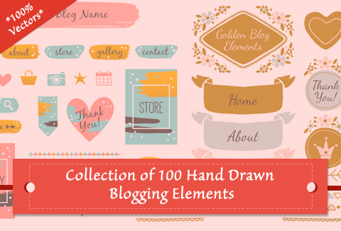 Web Design Elements for a Perfect Blog
