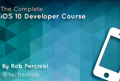 iOS 10: The Complete iOS App Development Tutorial