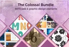 The Colossal Bundle: Web & Graphic Design Elements