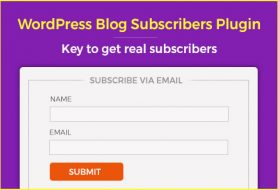 Real subscribers-plugin