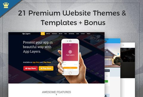 Website Themes and Templates