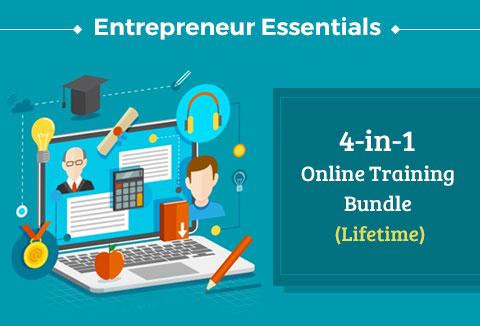 4-in-1 Courses in Entrepreneurship