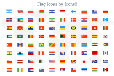Country Flag Icons