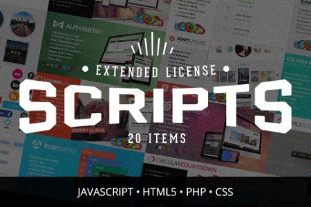 Website Scripts Bundle