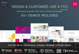 Most Customizable WordPress Theme