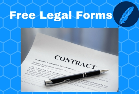 Free legal agreements