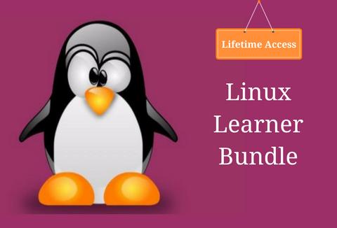 Linux Learner Bundle - Learn Linux Online