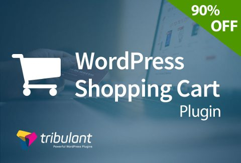 Shopping cart WordPress plugin