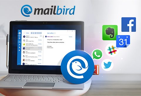 Mailbird App for Windows Email