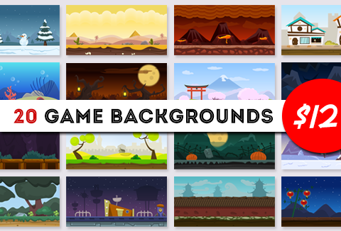 Gaming Backgrounds