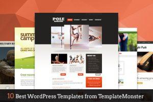 10 Best Website Templates-TemplateMonster