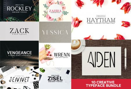 Beautiful Fonts Bundle