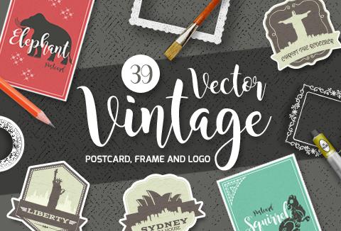 Vintage Vectors
