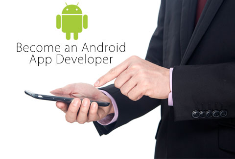 Become-an Android App Developer