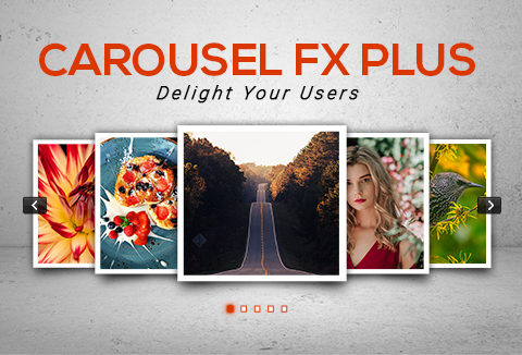 Responsive Carousel Slider Plugin