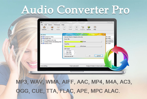 Audio Converter Software for Windows