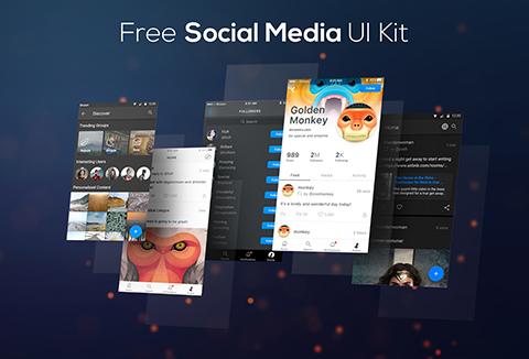 Free Sketch UI Kit