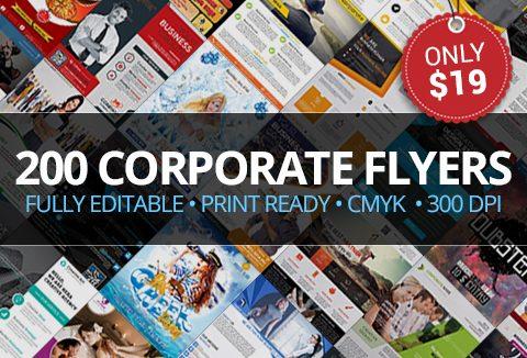 Corporate Flyer Templates