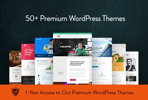 WordPress ThemeFuse Bundle