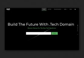 Build The Future With . Tech Domain