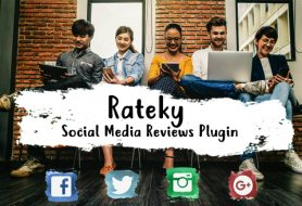 Rateky - Social Media Reviews Plugin