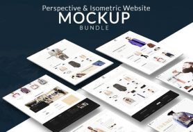 Website Mockups Bundle
