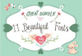 Handmade Fonts