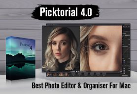 Picktorial 4.0 - The Best Intuitive Photo Editor For Mac In 2019